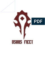 OSIRIS FICCT