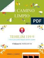JÓVENES LIMPIOS DE CAMINO