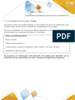 Ficha 2 Fase 2  psicologia evolutiva