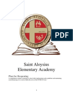 St. Aloysius Elementary Academy Comprehensive Reopening Plan (2)