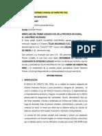 CASO DE PERITAJE CONTABLE JUDICIAL DE CARÁCTER CIVIL exposecion lunes