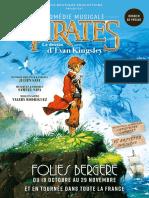 Comédie Musicale Inédite - Pirates Le Destin d'Evan Kingsley