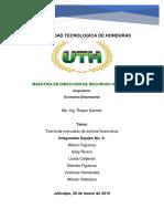 Mercados de Activos Financieros documento
