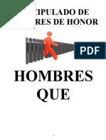 DISCIPULADO DE HOMBRES DE HONOR (1)