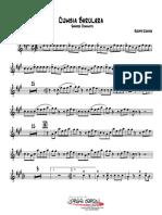 Cumbia Barulera - Trumpet in Bb