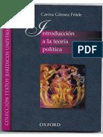 39. Introduccion a La Teoria.politica
