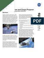 NASA Facts Commercial Crew and Cargo Program