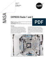 Nasa Facts Express Racks 1 and 2