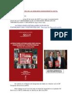 Presentacion de Segunda Monografia SATO Cadiz 2008