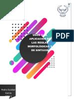 Usos y la aplicación de las reglas morfológicas y de sintaxis.docx