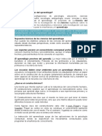 Ciencias del Aprendizaje y Constructivismo.docx