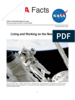NASA Facts Living and Working on the New Frontier