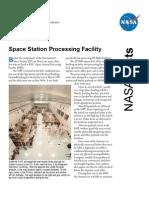 NASA Facts Space Station Processing Facility