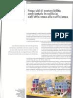 Gianni Scudo requisiti sostenibilità in edilizia