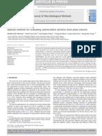 antimicrobial methods p