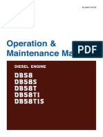 T113_DX225LCA DB58 Engine Manual