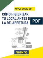 makro-espana-ofertas-como-higienizar-tu-local-reapertura