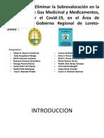 SOBREVALORACIÓN EN PLENO COVID-19