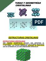 ESTRUC CRISTALINA MODULO 5