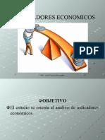 SEMANA 9 CLASES INDICADORES ECONOMICOS