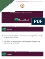 DLCF Digital Skills Bootcamp - Microsoft Excel 1-6