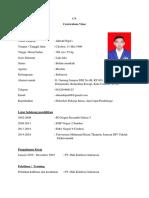 CV lamaran kerja