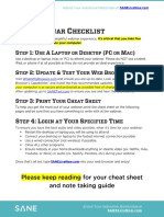 SANEPreWebinarChecklistIH.pdf