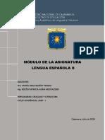 TAREA - LA ORACIÓN GRAMATICAL SIMPLE_ DIFERENTES ENFOQUES. RASGOS DISTINTIVOS. ENUNCIADO, DISCURSO Y ORACIÓN (3)