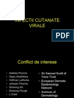 Curs Infectii Virale Cutanate