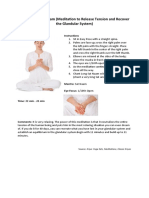 Bij Mantra - Sat Naam Meditation to Release Tension and Recover the Glandular System