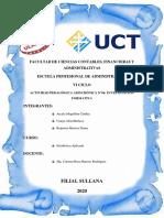 Actividad pedagógica asíncrona N° 04 Investigación formativa