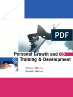 Personal growth and training  development by Sinha, Sachin Sinha, Deepti (z-lib.org).pdf