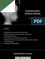 Cephalometric Analysis Review_Erina,drg