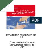 Estatutos Federales - JSE