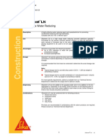 Sikament LN (Ver. 6, 2015)