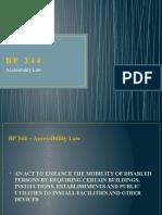 B P   3 4 4 - housing presentation