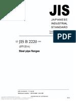 JIS B2220-2004