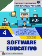 4_MÓDULO_TICS_SOFTWARE EDUCATIVO_2020