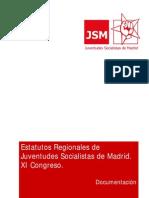 Estatutos Regionales -JSM