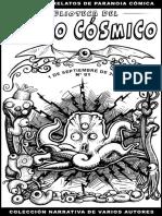 Biblioteca del Pulpo Cosmico Nº01