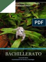 Ciencia Bachillerato
