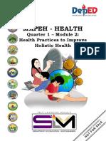 7 Module 2 (Health Practices)