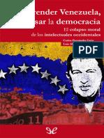 Comprender Venezuela, pensar la Democracia.epub