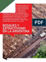 Langbehn, L. y Schmidt, M. (2017). - Bosques y extractivismo en la Argentina-. Revista Voces en el Fénix N° 60. Abril de 2017