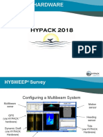 2018 Multibeam - Hardware
