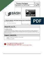 TP sur la programmation Shell (2)