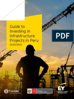 Guide to Investing in Infrastructure Projects in Peru