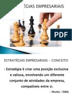 Estratégias Empresariais Principais Conceitos