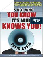Its Not Who You Know, Its Who Knows You by David Avrin (z-lib.org).pdf
