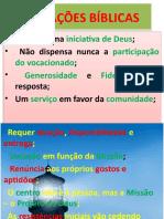 VOCAÇÕES BÍBLICAS.pptx